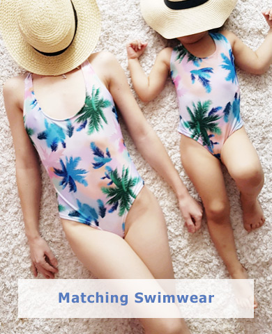 Kids matching outfits from Popreal