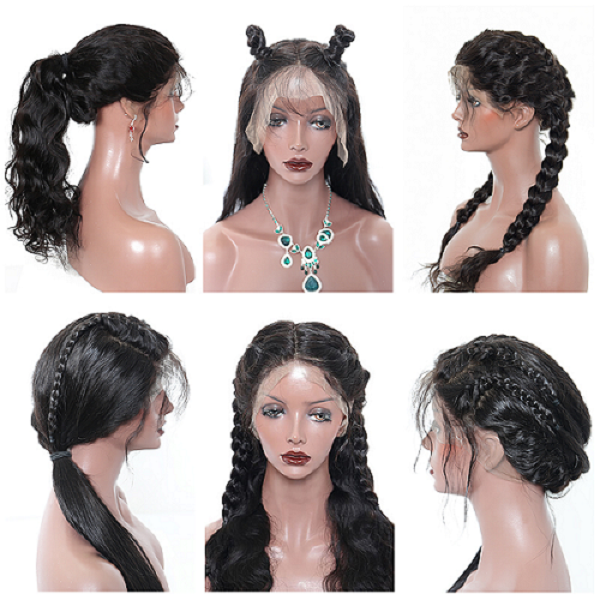 How to Style Your Lace Front Human Wigs?