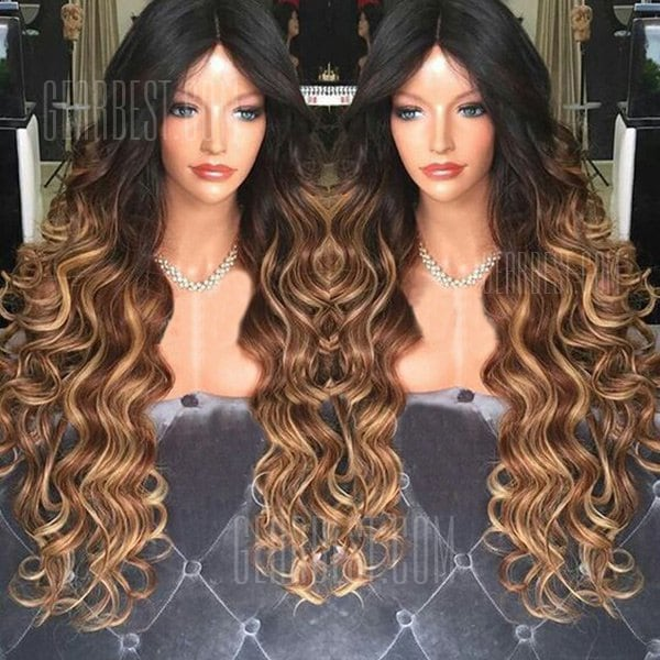 Gearbest.com offers us the most beautiful wigs